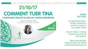 Austérité et dette dans la zone Euro @ Théatre de Namur